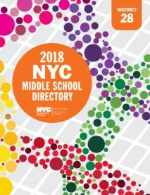 Middle School Directory - D28 Cover