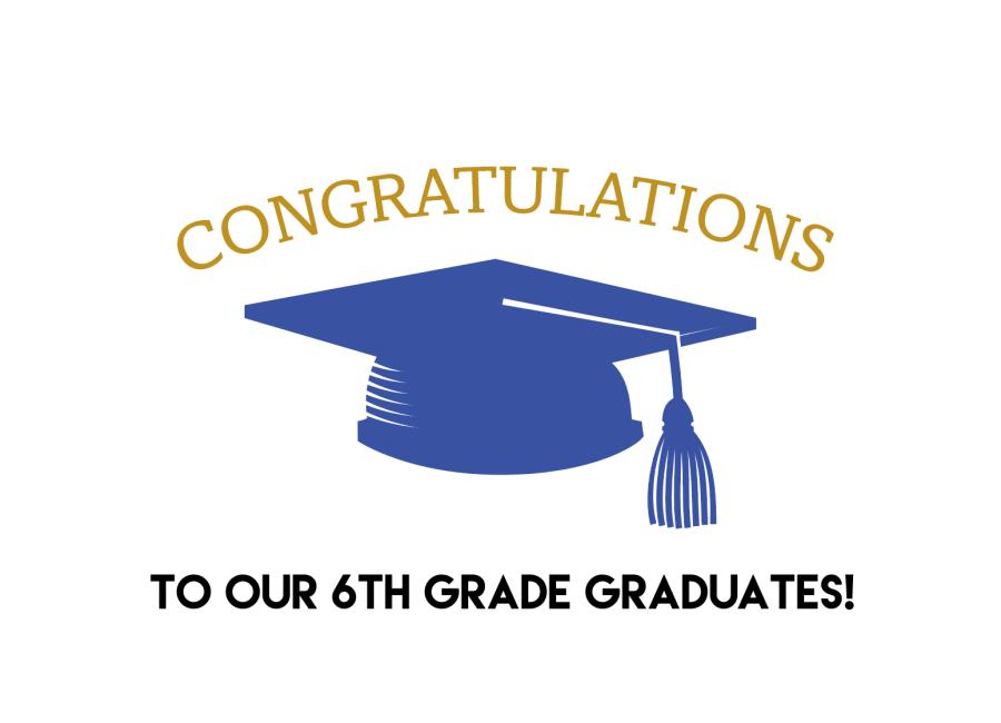 Congrats6thGrade